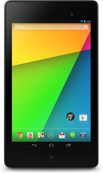 Google初のタブレット:Nexus 7